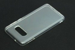 Cover the Samsung Galaxy S10e CLEAR Case Silikon