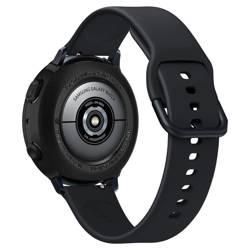 Etui Ramka SPIGEN Liquid Air Galaxy Watch Active 2 (44mm) Matte Black Czarna