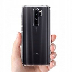 Etui SPIGEN Crystal Shell Xiaomi Redmi Note 8 Pro Crystal Clear Case