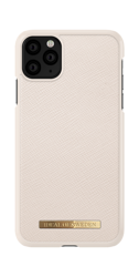 Etui iDeal Of Sweden  iPhone 11 Pro Max (Saffiano Beige)