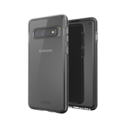 GEAR4 D3O Piccadilly - protective case for Samsung S10 (black)