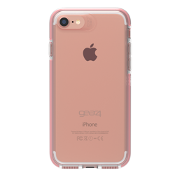 GEAR4 D3O Piccadilly - protective case for iPhone 7/8 (Rose Gold)