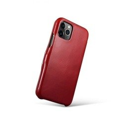 ICARER Vintage Apple Iphone 11 Red Case