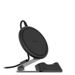 Mophie charge stream desk stand - wireless charger with Apple / Samsung Fast Charge (10W)