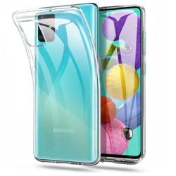 TECH-PROTECT Flexair Samsung Galaxy A51 Crystal Transparent Case