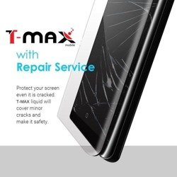 Tempered Glass T-MAX Uv Glass Replacement Galaxy S9 Clear