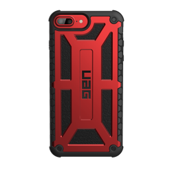UAG Monarch - protective case for iPhone 6s / 7/8 Plus (red) IPH8 / 7PLS-M-CR