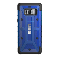 UAG Plasma - protective case for Samsung Galaxy S8 + (blue transparent)