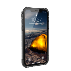 UAG Plyo iPhone XR transparent case with Urban Armor Gear