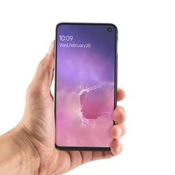ZAGG Ultra Clear- Protective film for Samsung Galaxy S10e