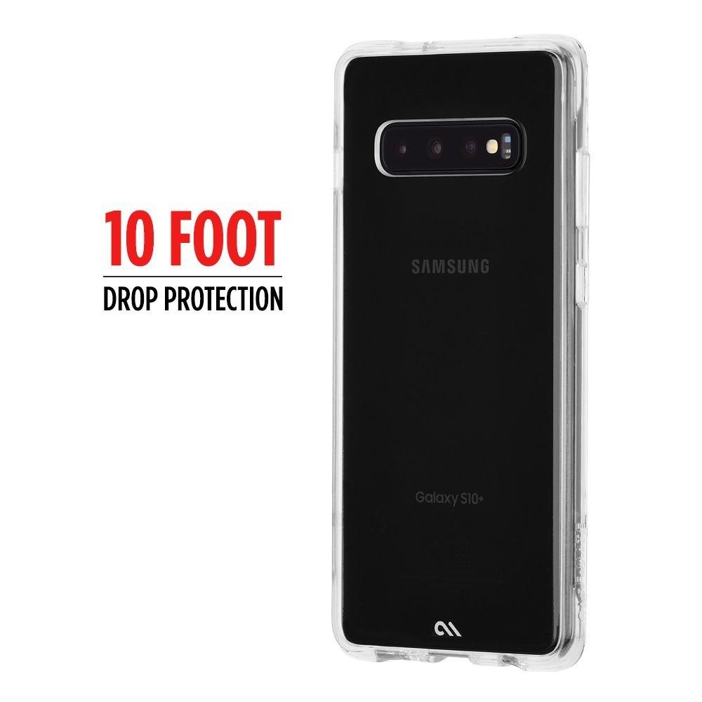 Etui Samsung Galaxy S10+ Plus Case Mate Tough Clear Przezroczysty Pokrowiec
