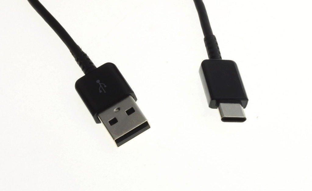 Ładowarka SAMSUNG Szybka Kabel USB C Galaxy A20e A40 A50 A70 A80