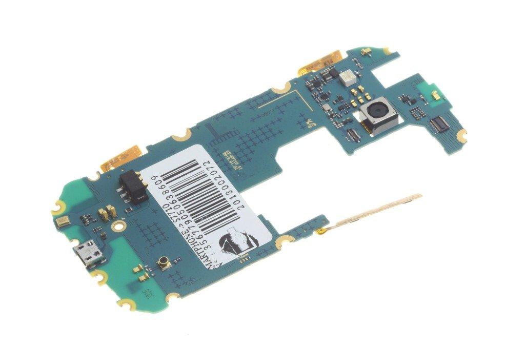 Wybitny Oryginalna PŁYTA GŁÓWNA SAMSUNG Galaxy Xcover 2 S7710 - ✅ 4GSM.PL KN47