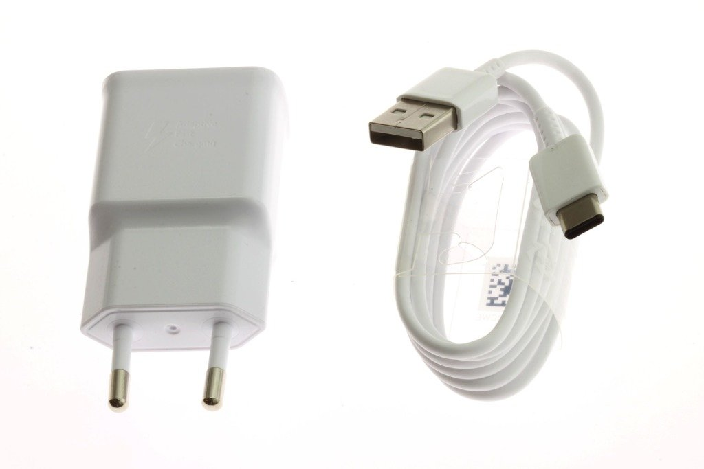 Oryginalna Ładowarka SAMSUNG Galaxy A50 A70 A20 A20e A30 A40 Kabel USB C