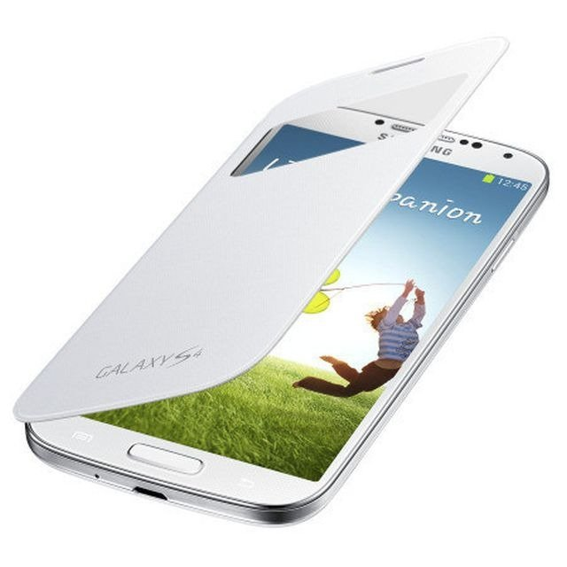 Oryginalne Etui Samsung Galaxy S4 Sview Cover Wypr 4gsm Pl
