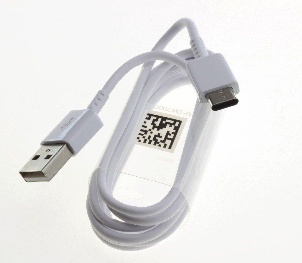 Oryginalny Kabel USB C SAMSUNG Galaxy A20 A20e A30 A40 A50 A70 A80 A90