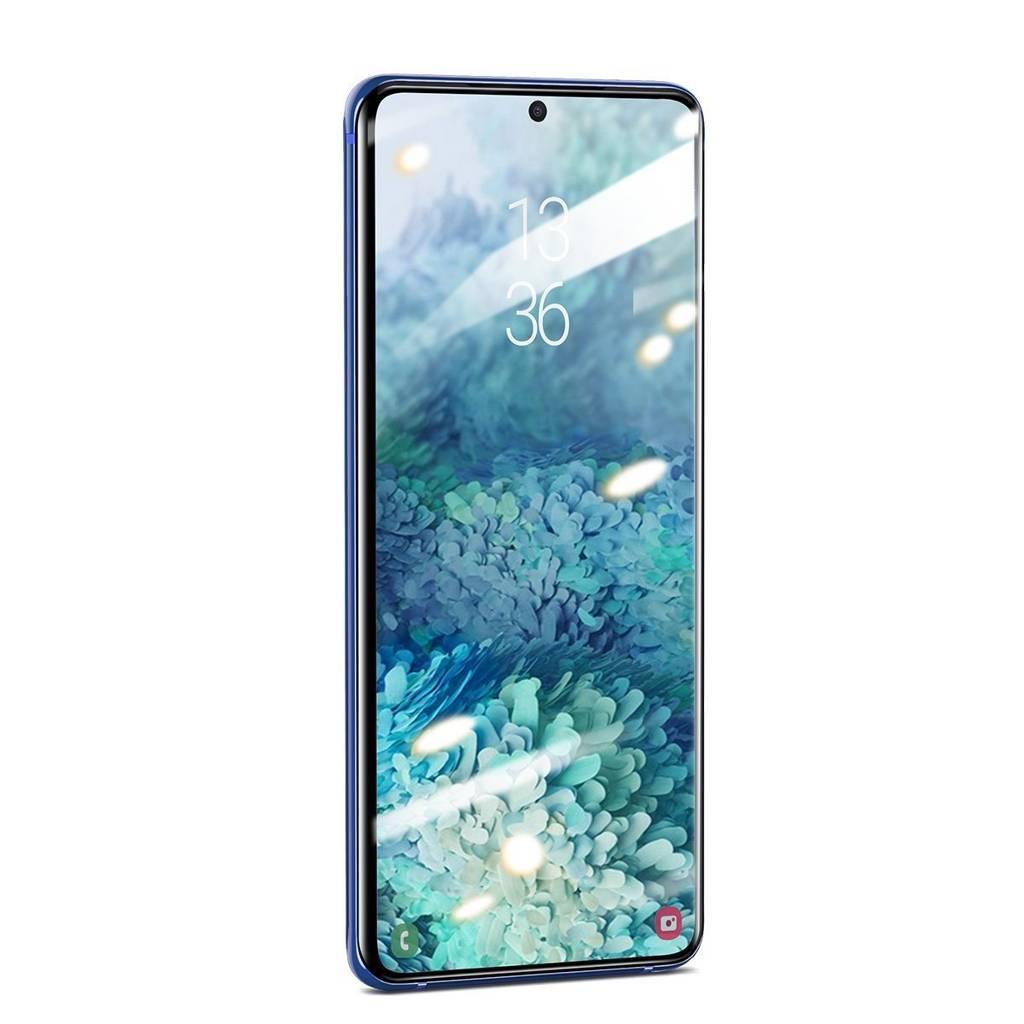 Szklo Hartowane Baseus Do Samsung Galaxy S20 Plus Pelne Uv 9h Przezroczyste 4gsm Pl