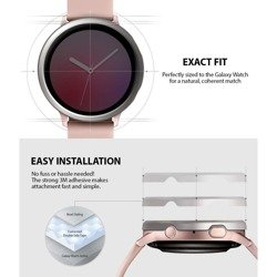 Ramka Galaxy RINGKE Watch Active 2 (44mm) Bezel Styling Rose Gold Różowa
