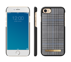 Etui Apple iPhone 6/6s/7/8 iDeal Of Sweden Grey Oxford