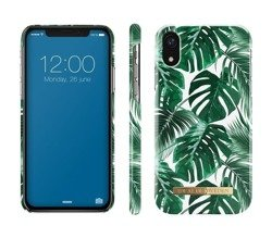 Etui Apple iPhone XR iDeal Of Sweden monstera jungle