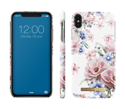 Etui Apple iPhone Xs Max iDeal Of Sweden floral romance