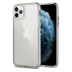 Etui Spigen iPhone 11 Pro Ultra Hybrid Crystal Clear Case Apple