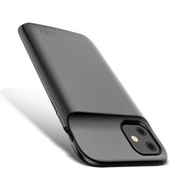 Etui TECH-PROTECT Battery Pack 5000mah Apple Iphone 11 Black Czarne Case