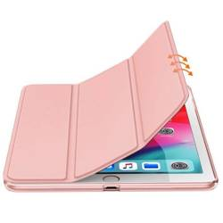 Etui TECH-PROTECT Smartcase Apple Ipad 10.2 2019 Red Czerwone Case
