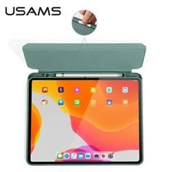 Etui USAMS Apple iPad Air 10.9 2020 Winto Smart Cover Różowy Case