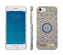 Etui iDeal Of Sweden  iPhone 6/6s/7/8 (moroccan zellige)