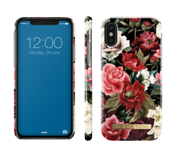 Etui iDeal Of Sweden iPhone X Xs antique roses
