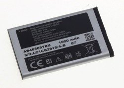 ORYGINALNA BATERIA SAMSUNG S3650 CORBY S5600 P520 S7220 AB463651BE