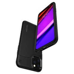 "SPIGEN HYBRID ""NX"" IPHONE 11 PRO MATTE BLACK"