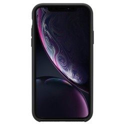 SPIGEN Silicone FIT iPhone XR Black