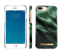 iDeal Of Sweden - etui ochronne do iPhone 6/6s/7/8 Plus (Emerald Satin)
